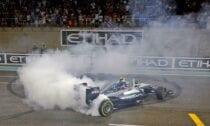 Niko Rosbergs - Mercedes - Abu Dhabi F1 Grand Prix - Sportazinas.com