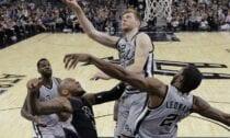 an Antonio Spurs Dāvis Bertāns NBA - Sportazinas.com
