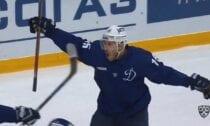 Mārtiņš Karsums Maskavas Dinamo - KHL - Sportazinas.com
