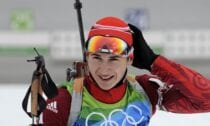 Latvijas vadošais biatlonists Andrejs Rastorgujevs - Sportazinas.com