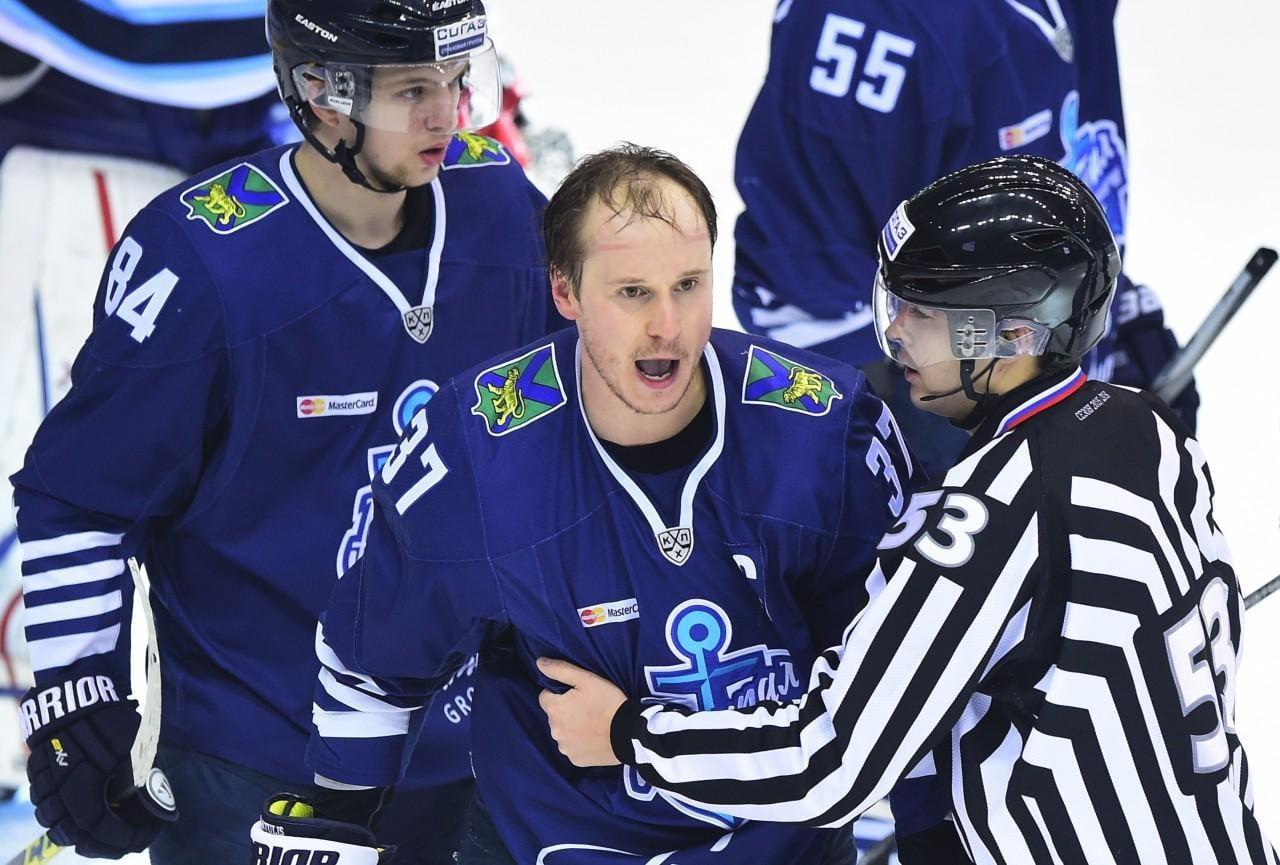 Oskars Bārtulis Admiral KHL - sportazinas.com