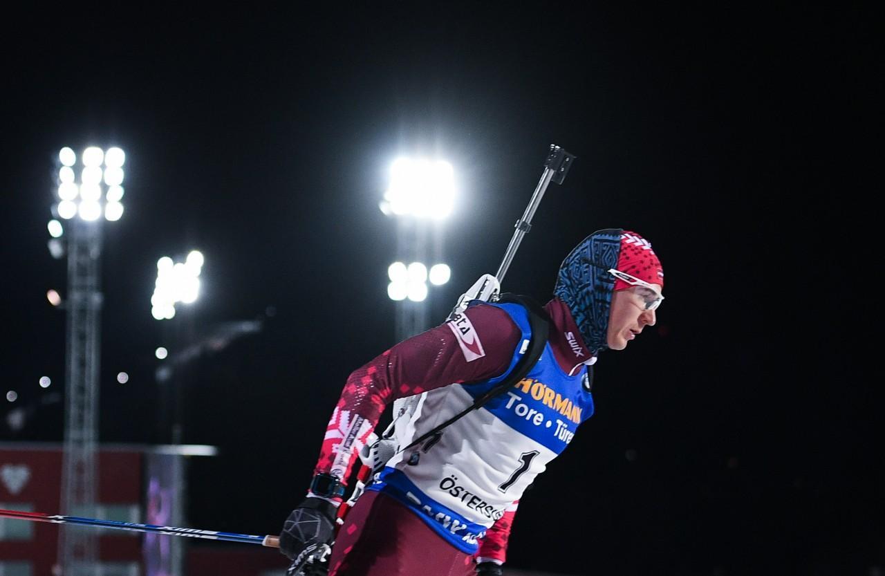 Andrejs Rastorgujevs Biatlons - Sportazinas.com