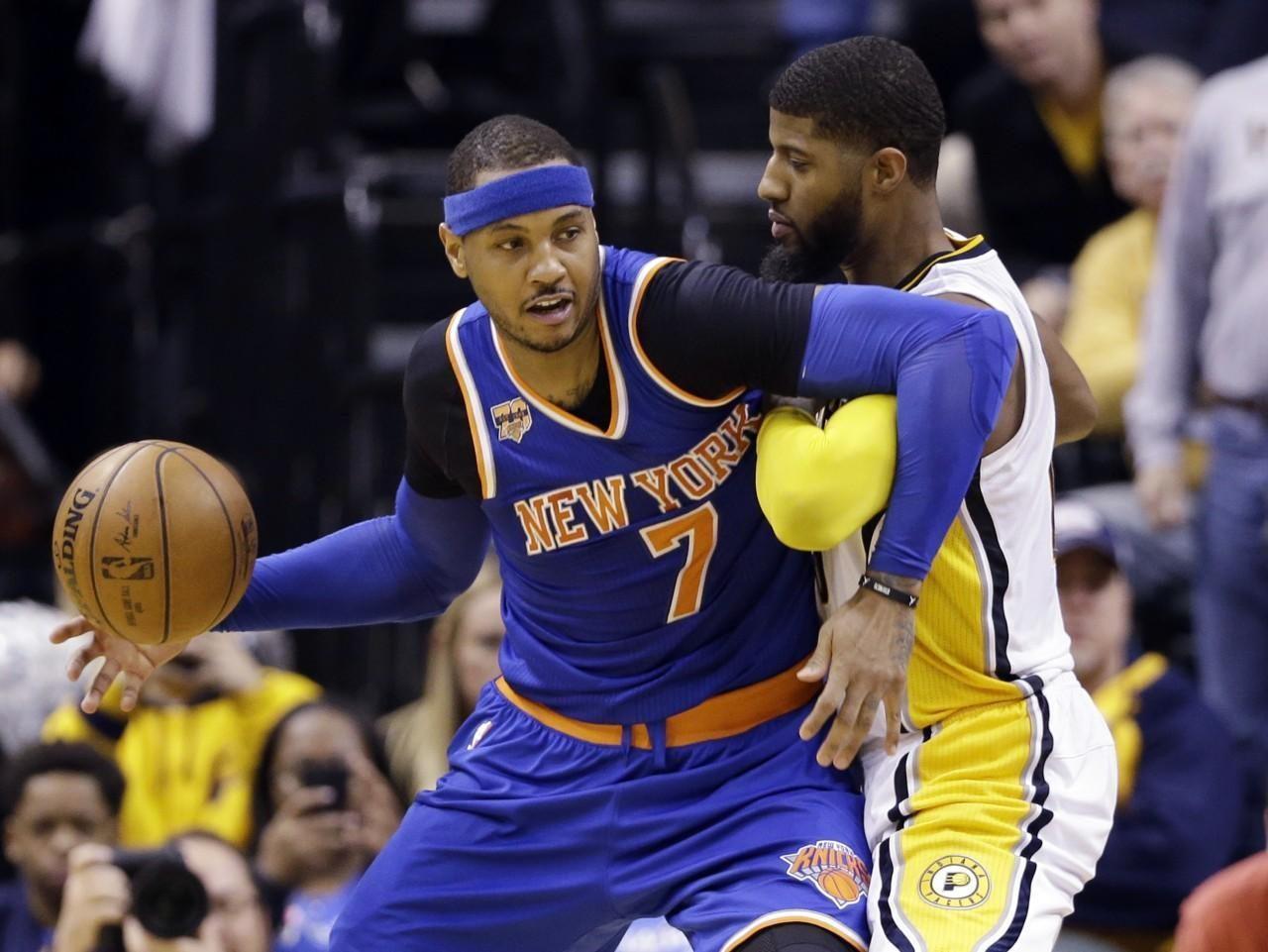 Karmelo Entonijs - NBA Ņujorkas Knicks - Sportazinas.com