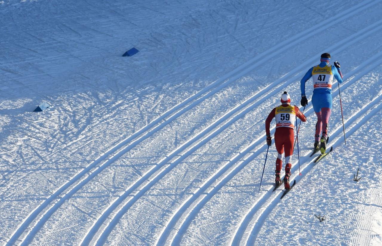 Indulis Bikše - distaņču slēpošana