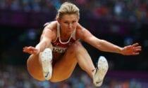 Ineta Radēviča Londonas olimpiskās spēles tāllēkšana - Sportazinas.com