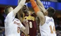 Kristaps Porziņģis NBA Ņujorkas Knicks - Sportazinas.com