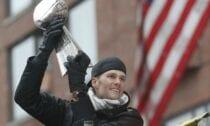NFL: Super Bowl Patriots Toms Breidijs - Sportazinas.com