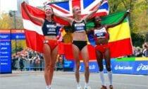 Jeļena Prokopčuka - Bostonas maratons 2007 - Sportazinas.com