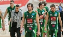 Latvijas un Igaunijas apvienotā basketbola komanda