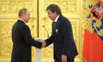 Vladimirs Putins, Oļegs Znaroks, www.sportazinas.com