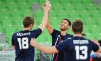 Latvijas vīriešu volejbola izlase - www.sportazinas.com