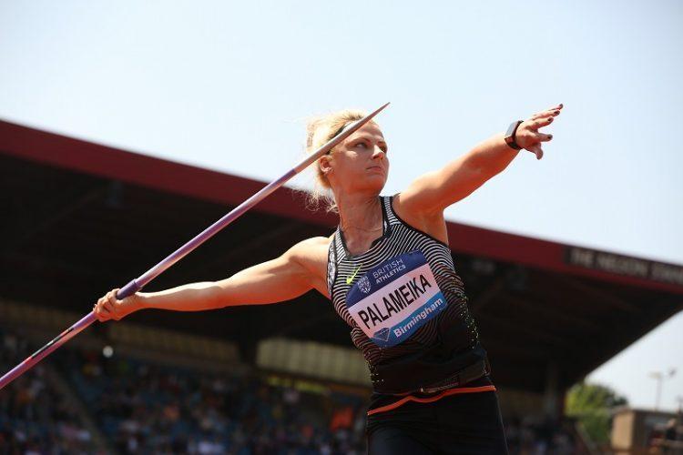 Madara Palameika, Sportazinas.com