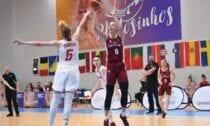 Latvijas sieviešu U-20 basketbola izlases - Sportazinas.com