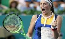 Alona Ostapenko Sportazinas.com