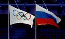 Krievijas un Olimpisko spēļu karogi, www.sportazinas.com