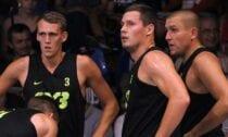 3x3 basketbola komanda, Sportazinas.com