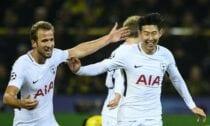 Borussia Dortmund vs Tottenham Hotspur, www.sportazinas.com