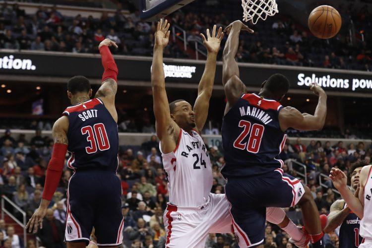 Wizards - Raptors, sportazinas.com
