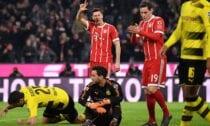 Minhenes ''Bayern'' - Dortmundes ''Borusia''
