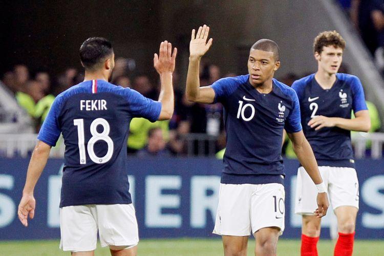 Francijas futbola izlase, Kilians Mbapē, Sportazinas.com