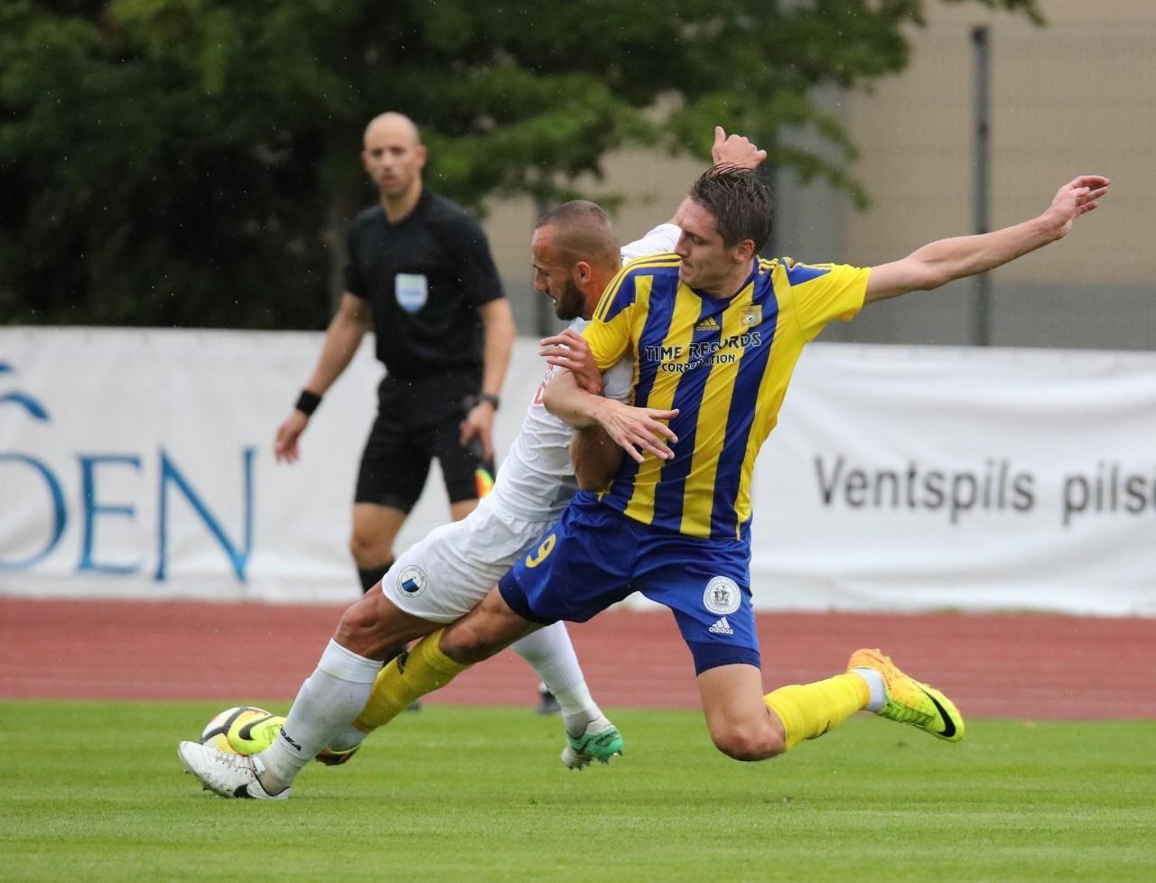 FK Ventspils, Sportazinas.com