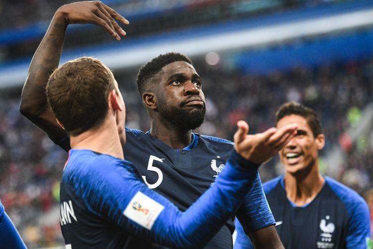 Umtiti, Francijas futbola izlase, Sportazinas.com