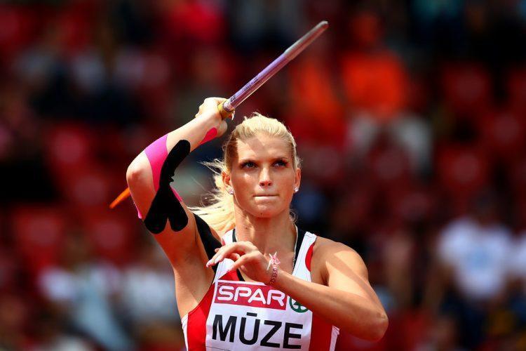 Lina Muze, sportazinas.com