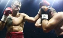 Mairis vs Mann. www.sportazinas.com