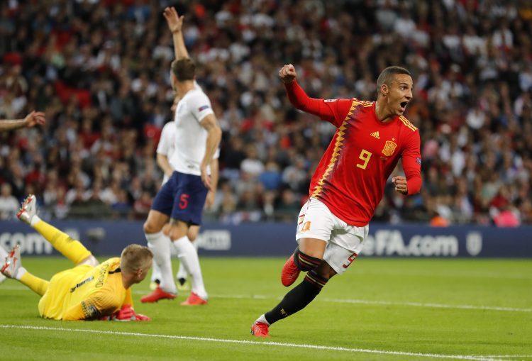 Rodrigo, Spānijas izlase, sportazinas.com