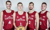 Latvijas 3x3 u23 izlase, www.sportazinas.com