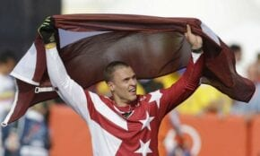 Māris Štrombergs, www.sportazinas.com