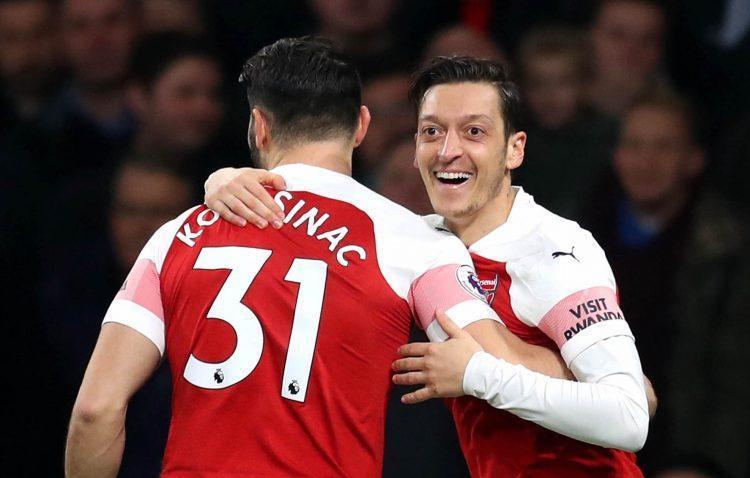 Londonas Arsenal, sportazinas.com