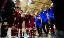 Latvijas U-19 telpu futbola izlase, www.sportazinas.com