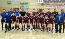 U19 telpu futbola izlase, www.sportazinas.com