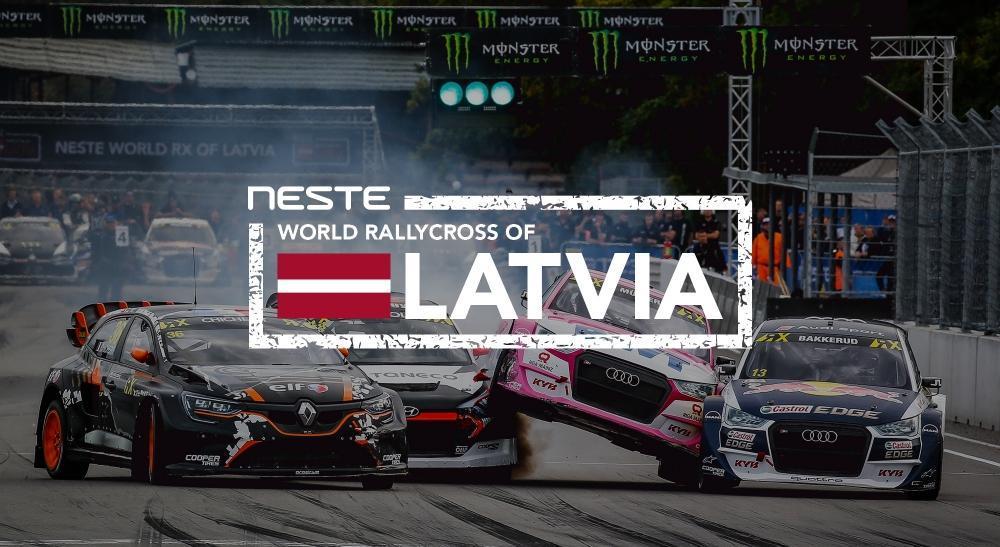 Neste World RX of Latvia, sportazinas.com