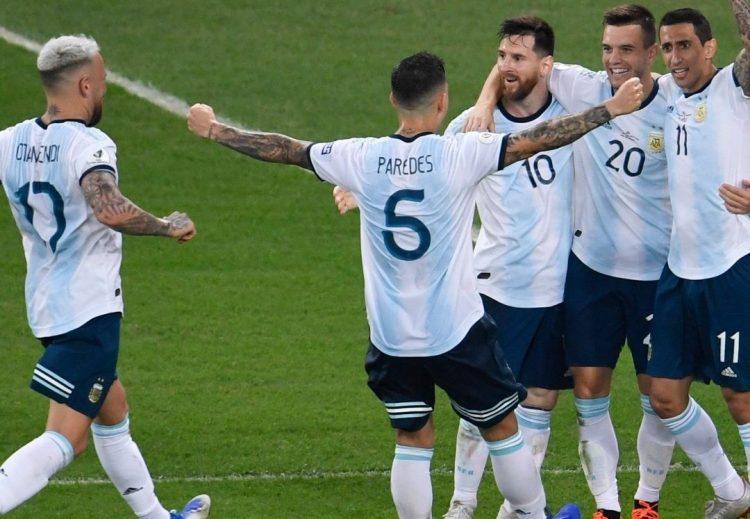 Argentīnas futbola izlase, sportazinas.com