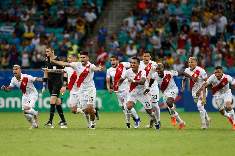 Peru futbola izlase, sportazinas.com