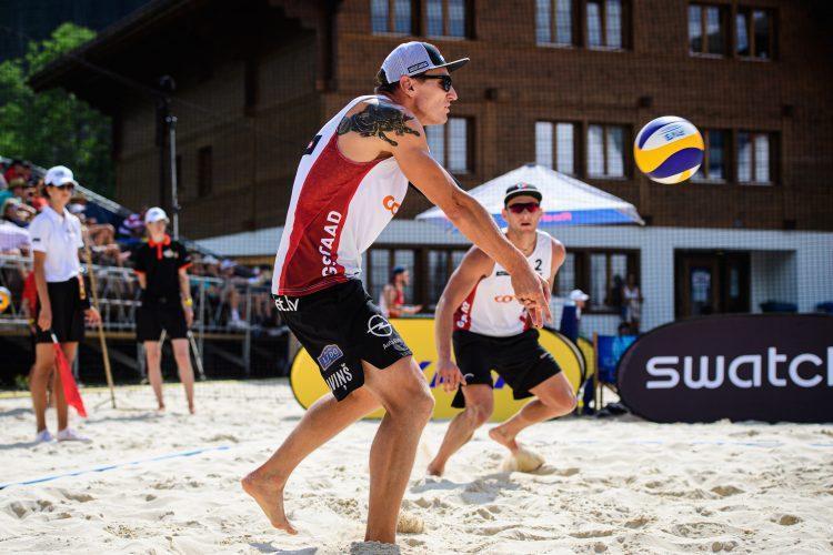 Mārtiņš Pļaviņš un Edgars Točs, sportazinas.com