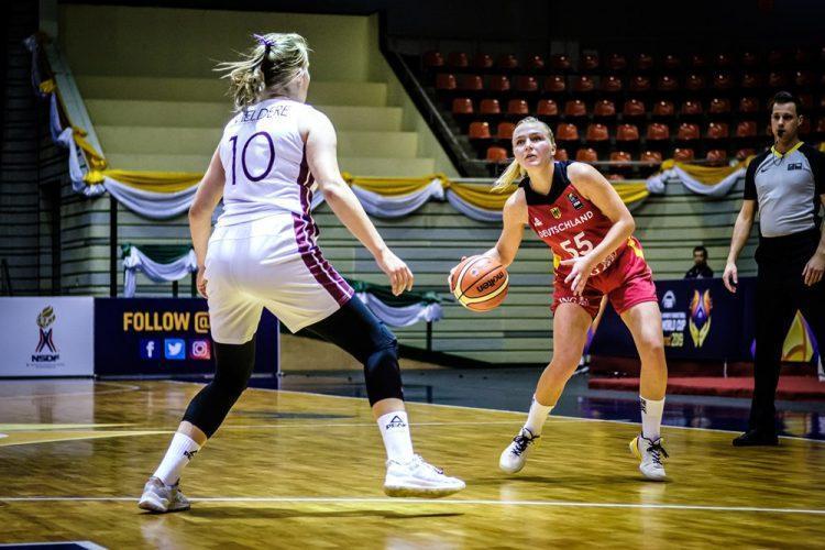 Laura Meldere, sportazinas.com