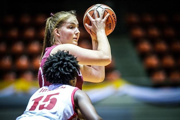 U19 sieviešu basektbola izlase, sportazinas.com