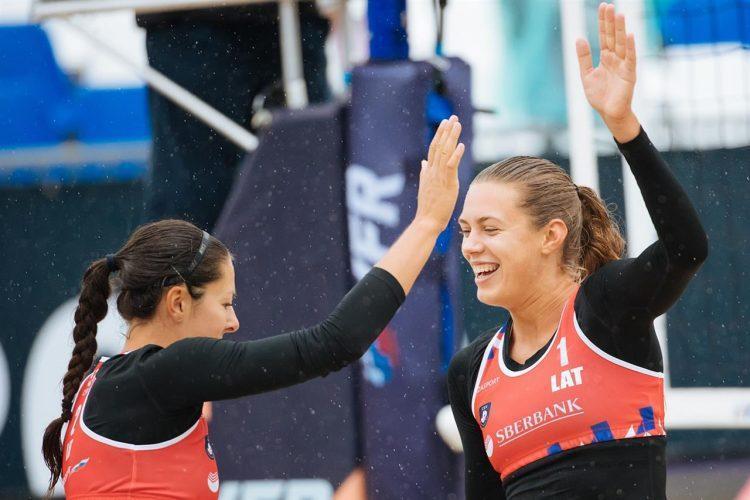 Anastasija Kravčenoka, Tīna Graudiņa, sportazinas.com