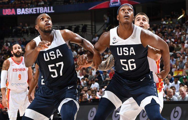ASV basketbola izlase, sportazinas.com