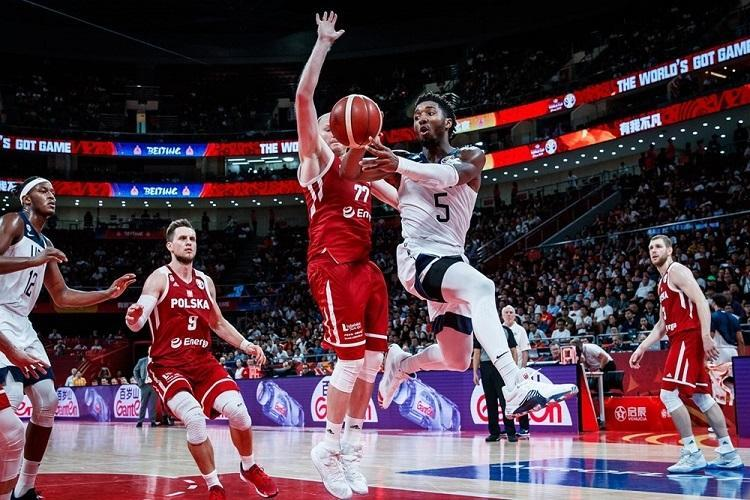 ASV pret Poliju, sportazinas.com