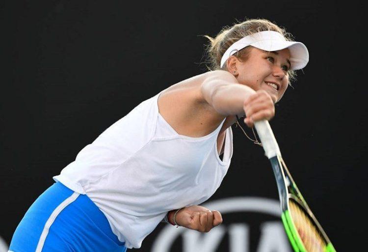 Kamilla Bartone, sportazinas.com