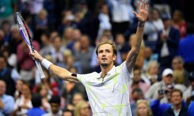 Daniils Medvedevs, www.sportazinas.com