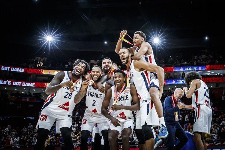 Francijas basketbola izlase, sportazinas.com