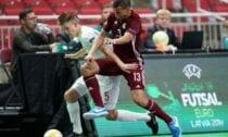 Latvijas U19 telpu futbola izlase, www.sportazinas.com