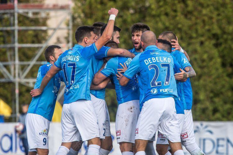 Riga futbolisti, sportazinas.com