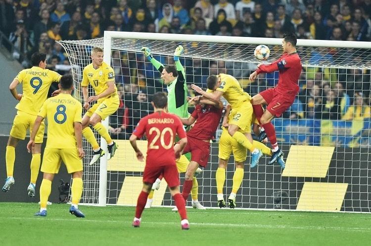 Ukrainas futbola izlase, www.sportazinas.com