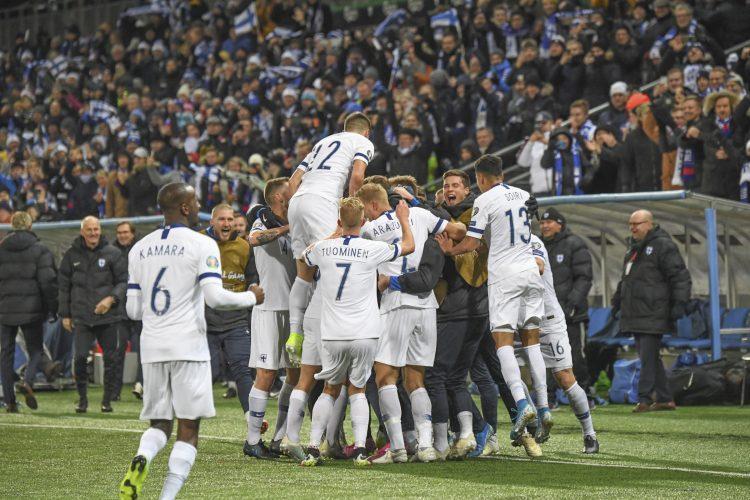 Somijas futbola izlase, sportazinas.com